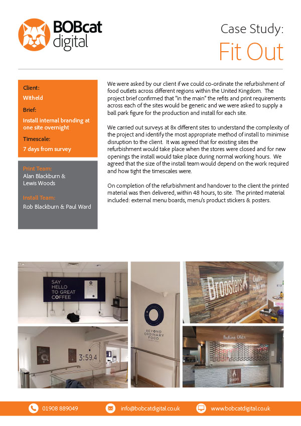 Download Fit Out case study
